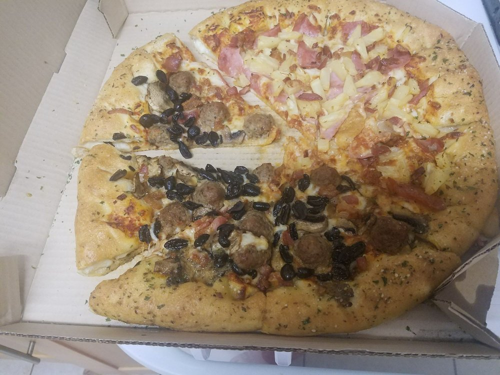 Pizza Hut North Miami Beach Fl