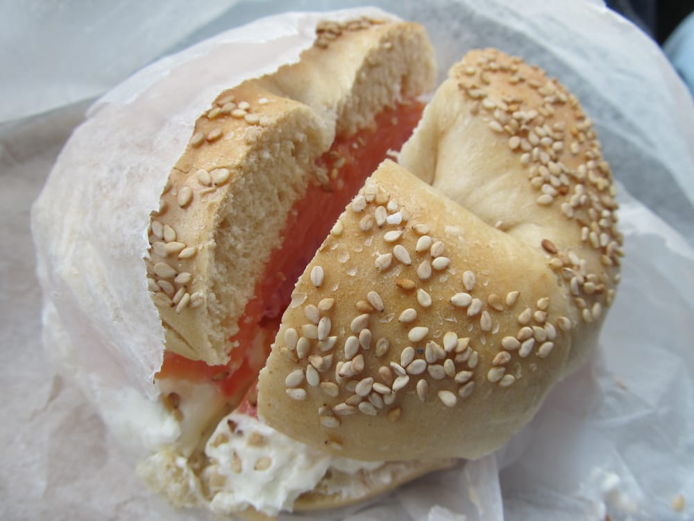 Photo of Bagel Oasis - Fresh Meadows, NY, United States. bagel