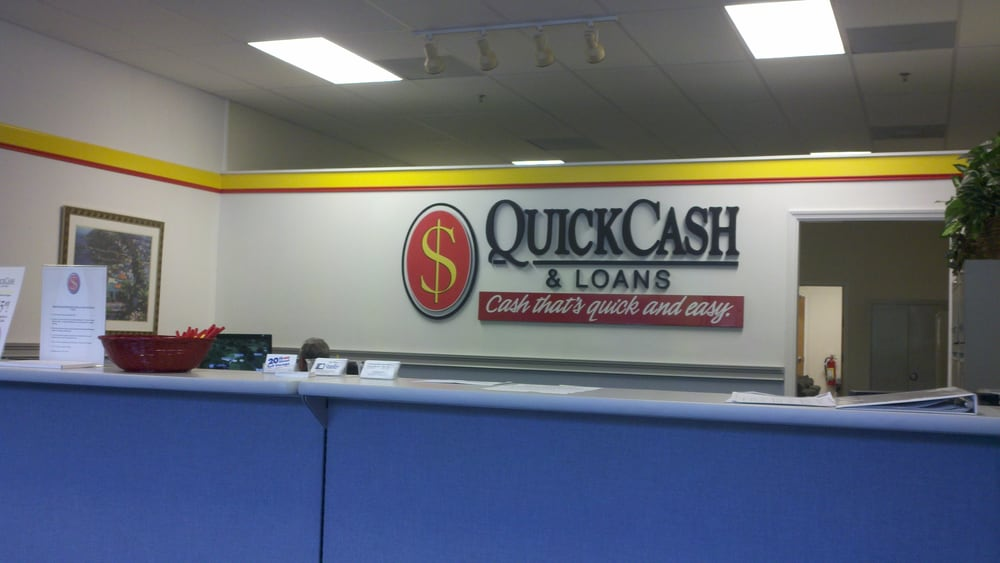 Quick Cash & Loans - CLOSED - Payday Loans & Cheque ...