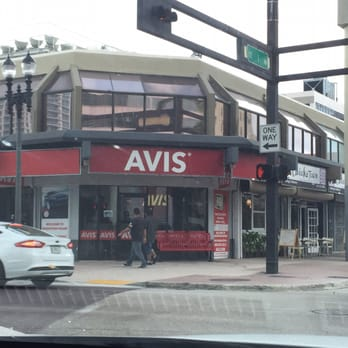 Exceptional Photo Of Avis Rent A Car   Miami, FL, United States. On The