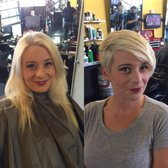 Photo Of Jimmyu0027s Barber Garage   Sacramento, CA, United States. Before And  After