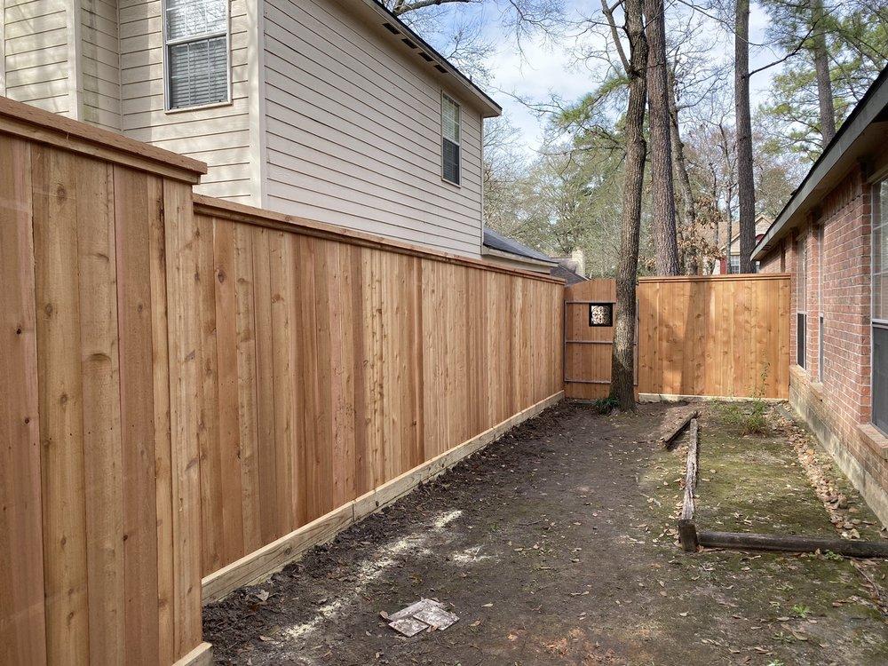 Bayou City Fence Company: 720 Clear Creek Ave, League City, TX