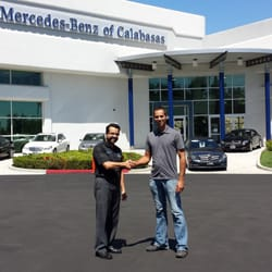 unidos mercedes benz of calabasas happy camper 70 000 sf parking lot. Cars Review. Best American Auto & Cars Review