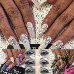 Uñas Estilo Sinaloa Photo Of Alexia S Nails And Spa South Gate Ca United States