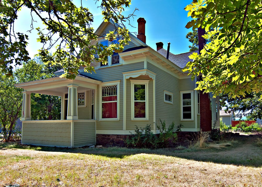 Kasberg Siding and Remodel: 800 Kensington, Missoula, MT
