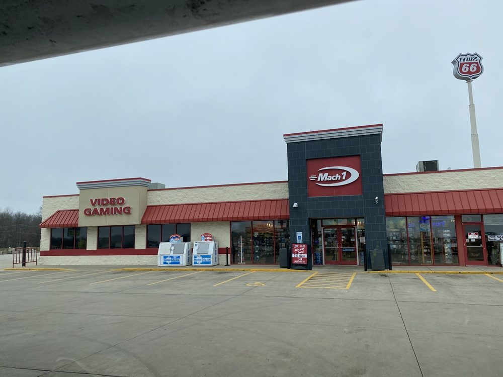 Phillips 66: 939 N Rt 49, Casey, IL