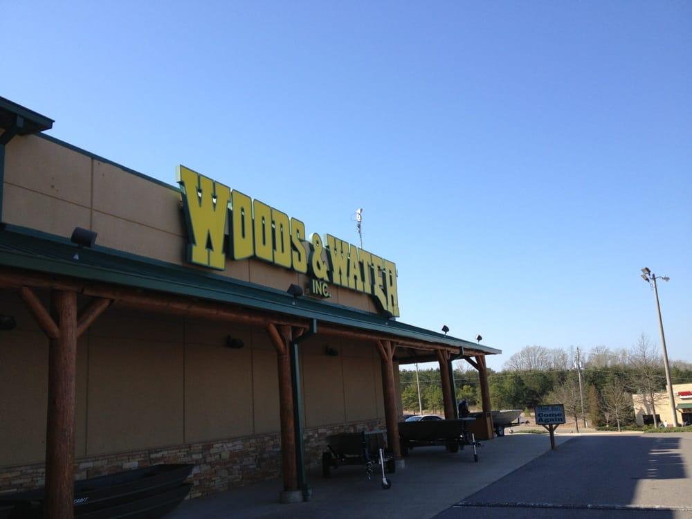 Woods & Water: 5101 Summit Rdg, Tuscaloosa, AL