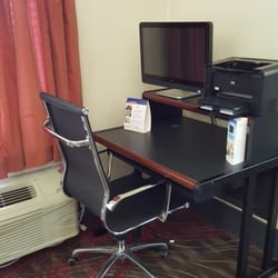 Photo Of Best Western Inn Winchester Tn United States Business Center Area