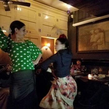 Flamenco Dancing Restaurant Nyc