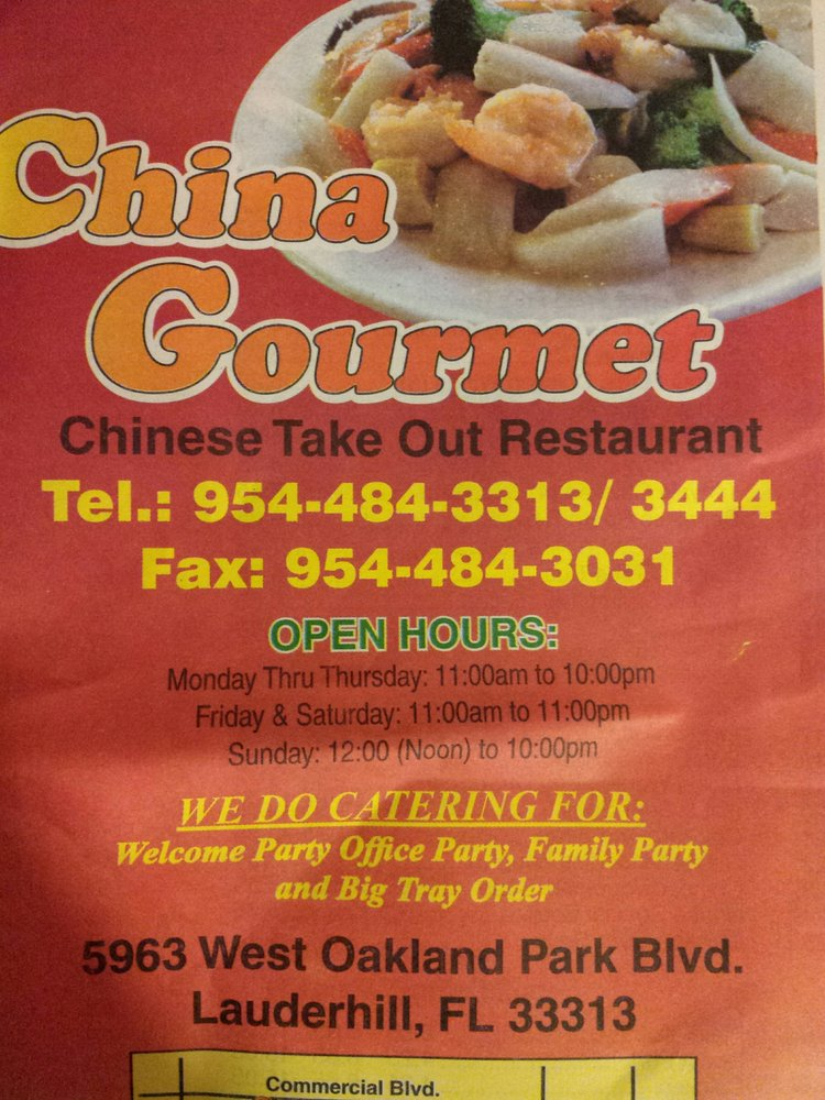 Wingloon Chinese Food Takeout Oakland Park Fl