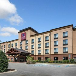 Photo Of Comfort Suites Manchester Tn United States