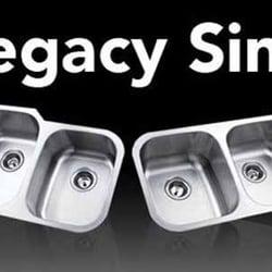 Legacy Sink Inc - Building Supplies - 10625 King William Dr, Dallas ...