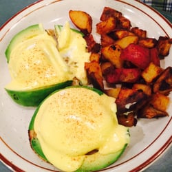 Photo Of Poppy S Aspen Co United States Eggs Benedict With Avocado