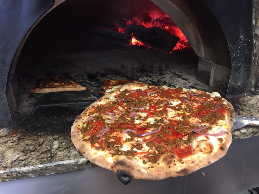 The Dons' Wood-Fired Pizza: 21018 Southbank St, Sterling, VA