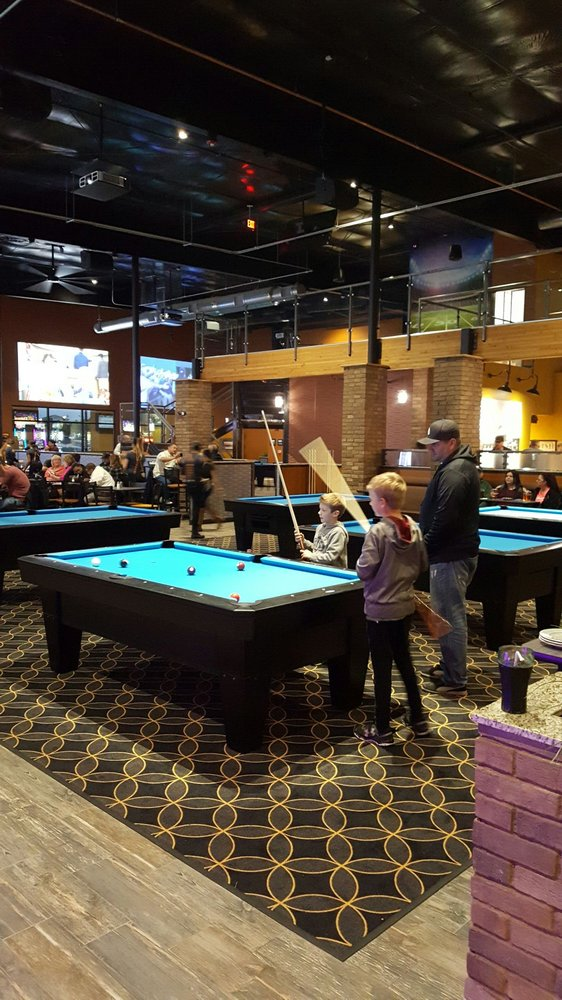 Exceptional Photo Of Firehouse Rosedale Station   Bakersfield, CA, United States. Pool  Tables
