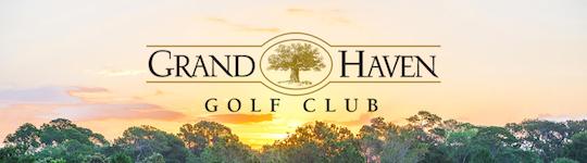 Grand Haven Golf Club: 500 Riverfront Dr, Palm Coast, FL