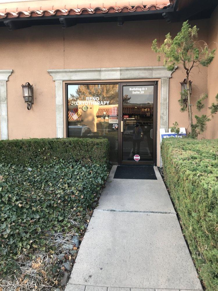 Reno Cryotherapy and Wellness: 6490 S Mccarran Blvd, Reno, NV