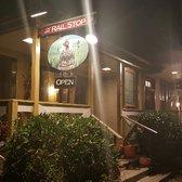 Photo Of The Rail Stop Restaurant Plains Va United States