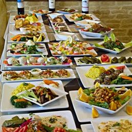 Phoenician Garden Mediterranean Bar And Grill 206 Fotos