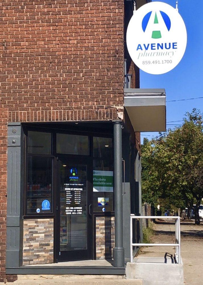 Avenue Pharmacy: 118 6th Avenue, Dayton, KY