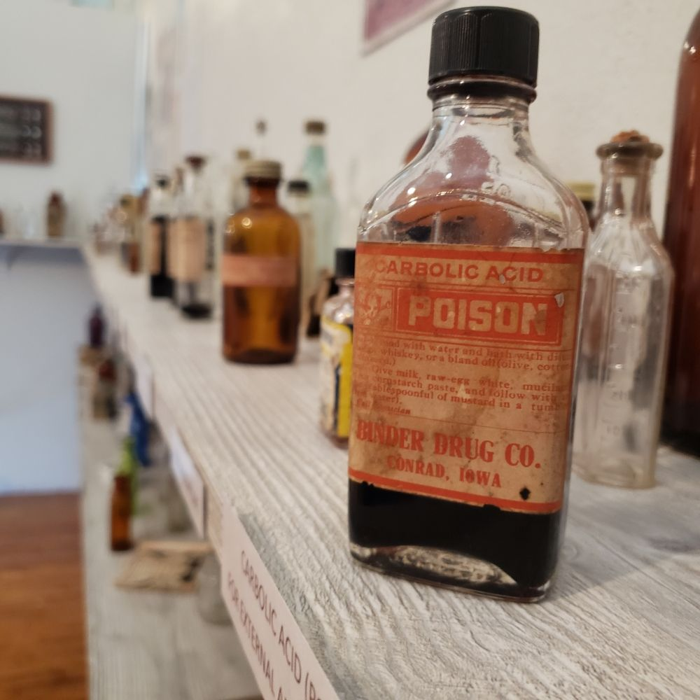 National Health And Public Safety History Museum: 136 East Blackjack St, Dublin, TX