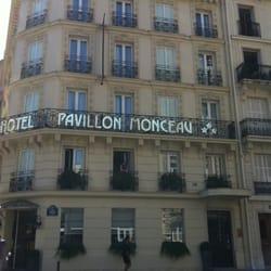 Hotel Pavillon Monceau Hotels 43 Rue Jouffroy D Abbans 17eme