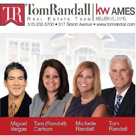 Tom Randall Real Estate Team | 517 Grand Avenue Suite 103, Ames, IA, 50010 | +1 (515) 232-5700
