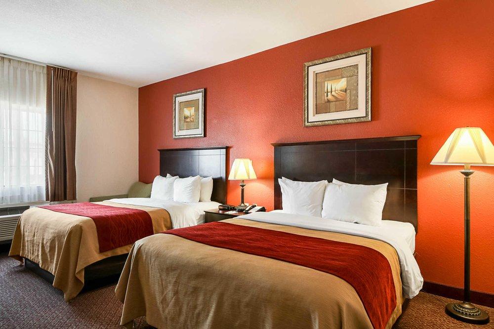 Quality Inn: 505 N Hwy 77 Bypass, Kingsville, TX