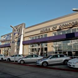 Acura of concord 20 photos dealerships 1340 concord for Elite motors concord ca