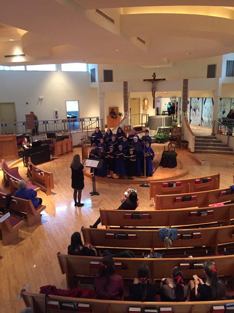 St Thomas More Catholic Church: 1439 Springdale Rd, Cherry Hill, NJ