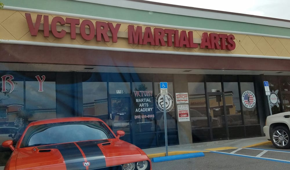 Victory Martial Arts Academy: 205 Apollo Beach Blvd, Apollo Beach, FL