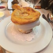 The Best Chicken Pot Pie I Have Ever Eaten