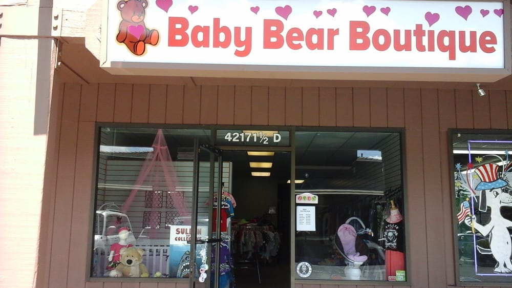 Baby bear boutique articoli per beb 42171 big bear for Cabine di noleggio in big bear ca