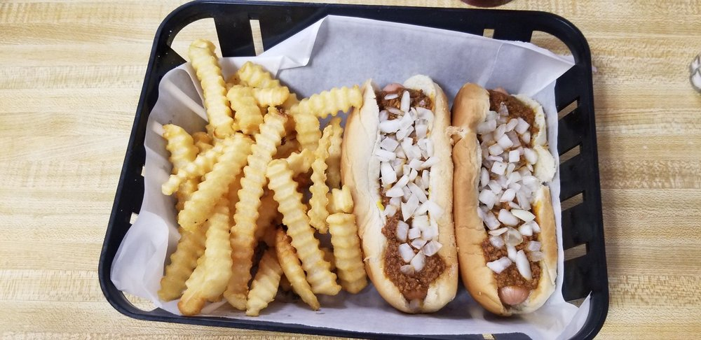 Ritzy Lunch: 456 W Pike St, Clarksburg, WV