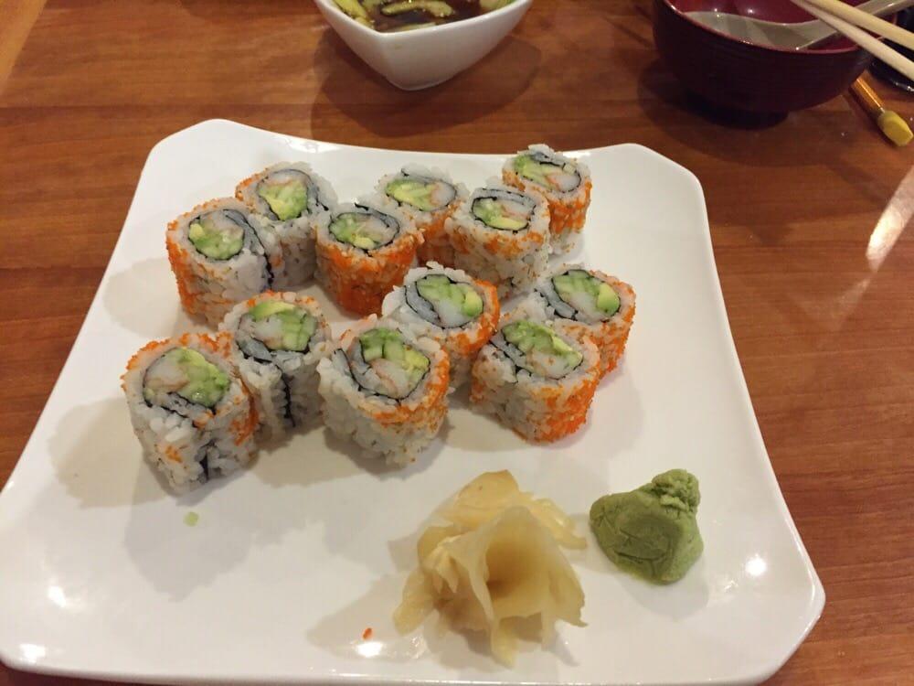California rolls baby yelp for Koi sushi aix