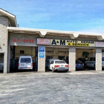 A And M Auto >> A M Auto Repair Service 61 Reviews Auto Repair 1111 Cole