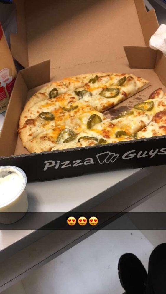 pizza guys petaluma