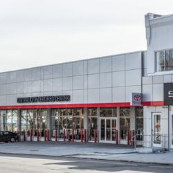 Photo Of Central City Toyota Philadelphia Pa United States