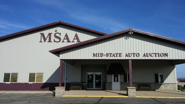 Mid State Auto Auction 310 Bach Ave New York Mills, MN ...