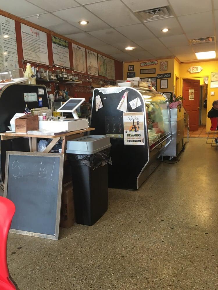 Cafe Brie Pompano Beach Fl