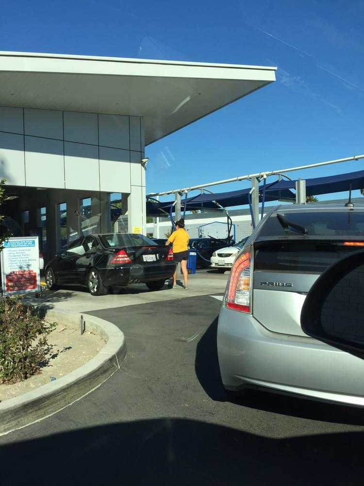 Wexpress Car Wash Long Beach