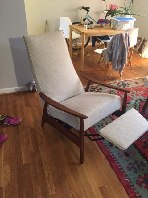 e c robinson upholstery antiques furniture reupholstery del ray alexandria va yelp. Black Bedroom Furniture Sets. Home Design Ideas