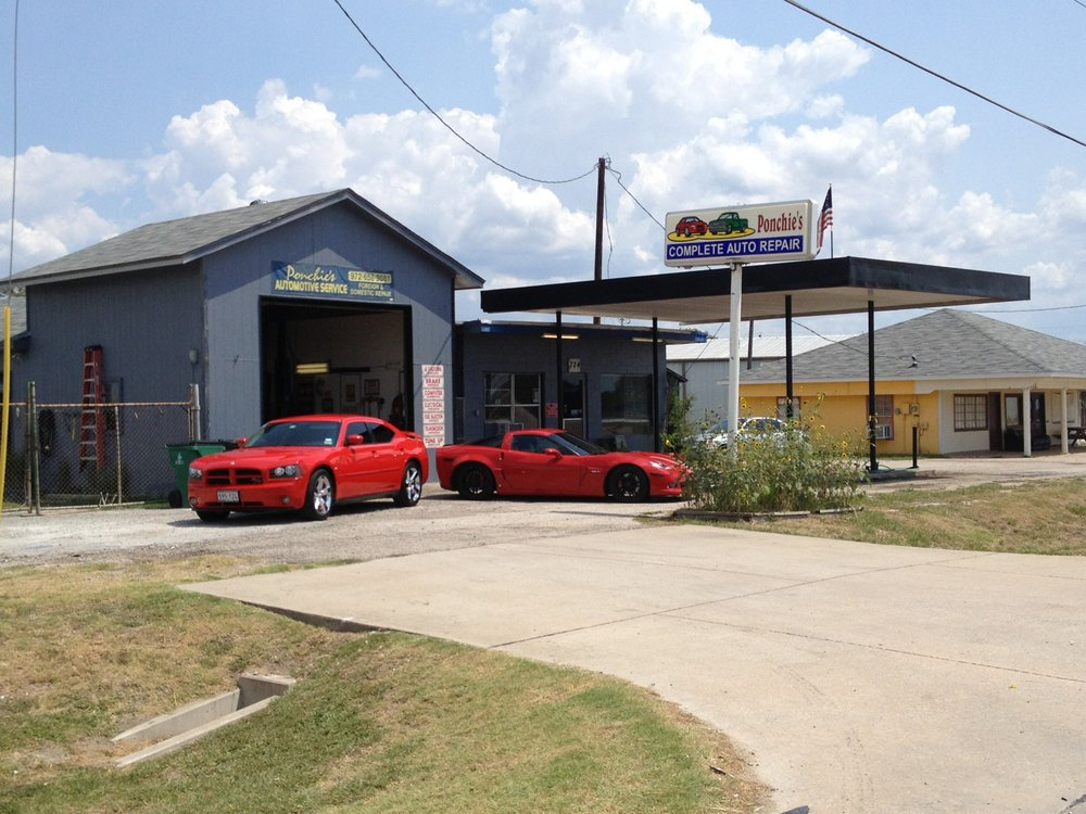 Ponchie s Auto Repair: 724 W Princeton Dr, Princeton, TX
