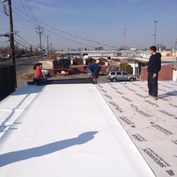Photo Of River City Roofing   West Sacramento, CA, United States. TPO In