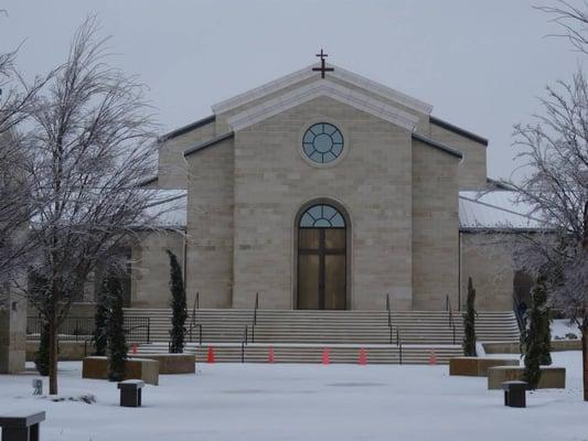 St Francis Frisco >> St Francis Of Assisi Catholic Church 8000 Eldorado Pkwy