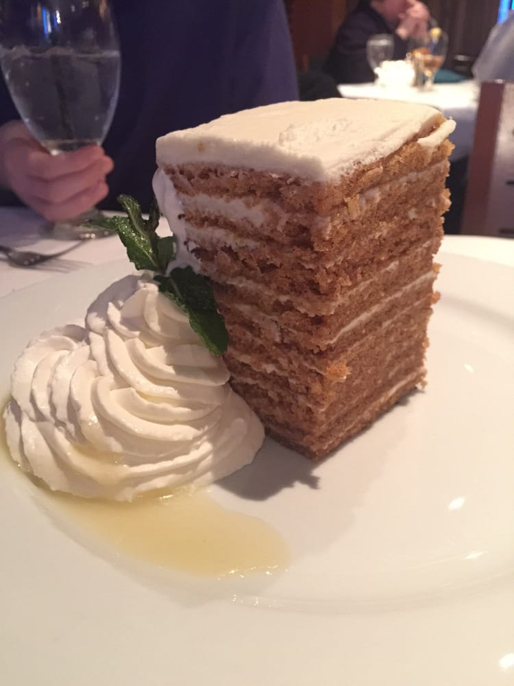 Layer Carrot Cake Mitchell S Ocean Club Columbus Oh