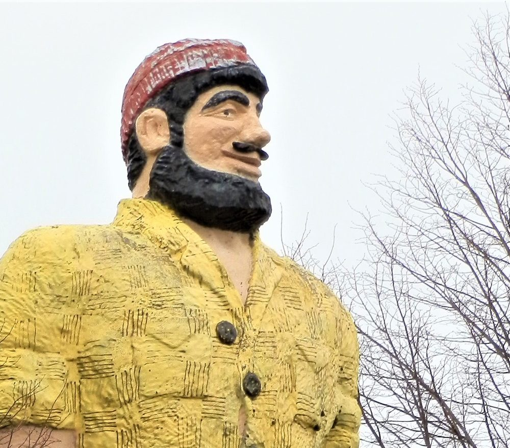Paul Bunyan: 2770 W Kilgore Ave, Muncie, IN