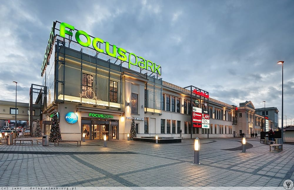 focus mall einkaufszentrum al konstytucji 3 maja. Black Bedroom Furniture Sets. Home Design Ideas