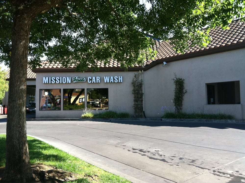 Mission Car Wash Santa Rosa Ca