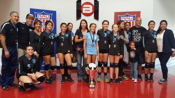 Photo Of Lake Nona Volleyball Academy